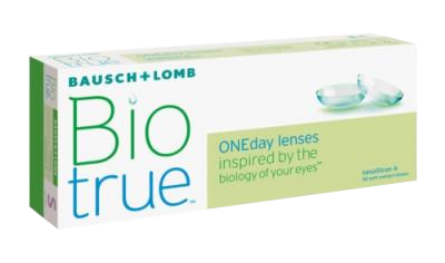 BioTrue ONEday 30-pack